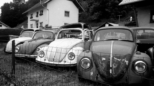 Volkswagen was created 74 years ago today