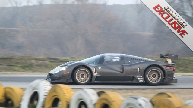 "Jim Glickenhaus' Ferrari P4/5 Competizione will remain ""one of one"""