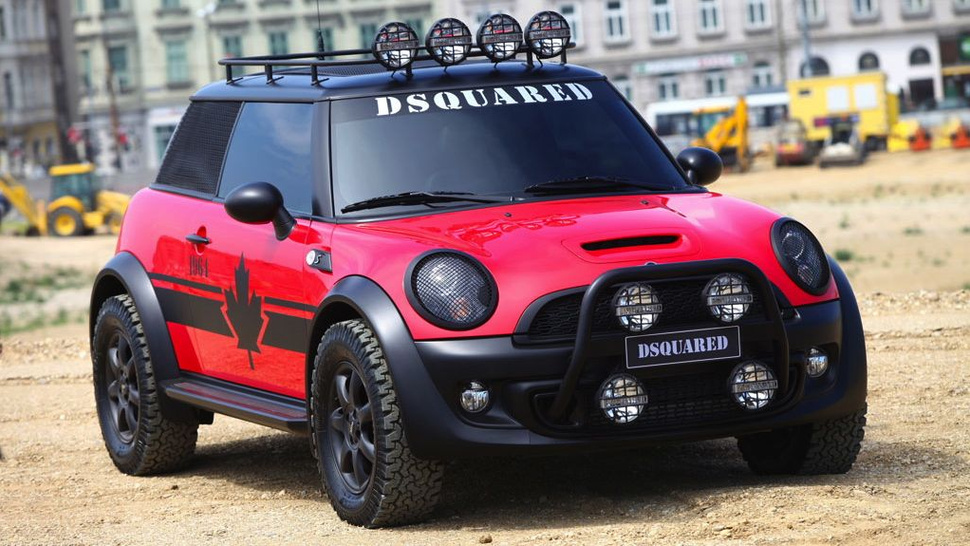 The off-roader Mini should have built