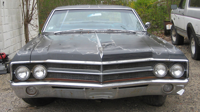 Found off the street: 1965 Buick LeSabre 400