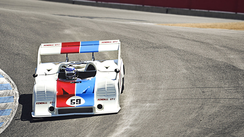 Your ridiculously awesome Porsche 917 wallpaper is here