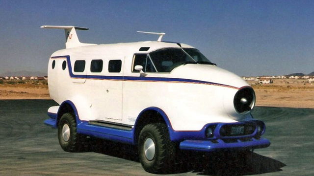 America's only Beechcraft Car looks for a new hangar to park in