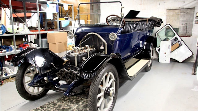 This is the oldest running Chevrolet