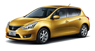 This is the new Nissan Versa