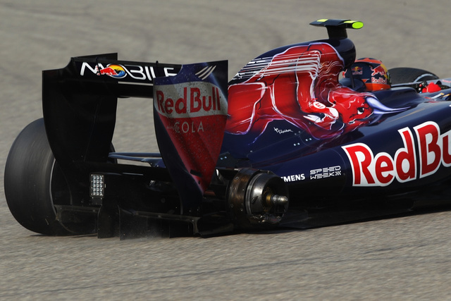 Photos from the 2011 Chinese Grand Prix