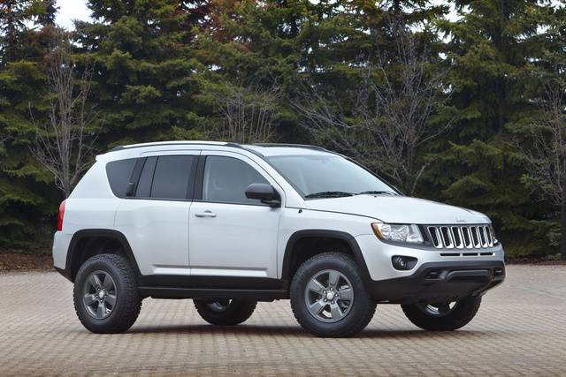 "Jeep's Mopar-tweaked concepts for ""holy week"" of offroading"
