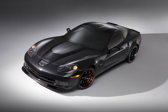 The 2012 Corvette Z06 Centennial Edition is a Barrett-Jackson auction that's real