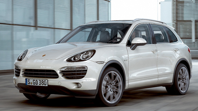 Report: Porsche's lineup to be all hybrid in all cars