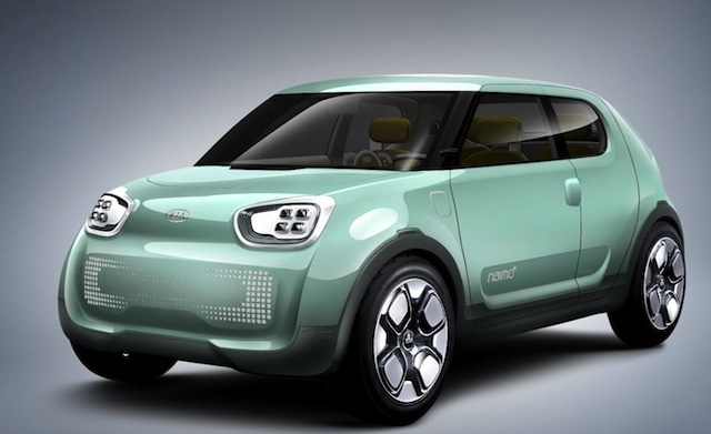 "Kia design head ""caves"" to Korean influence with Naimo concept"