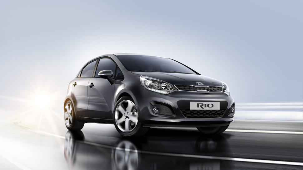REPORT: Kia reveals Rio sedan to go to New York auto show