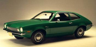 Why the Ford Pinto didn't suck