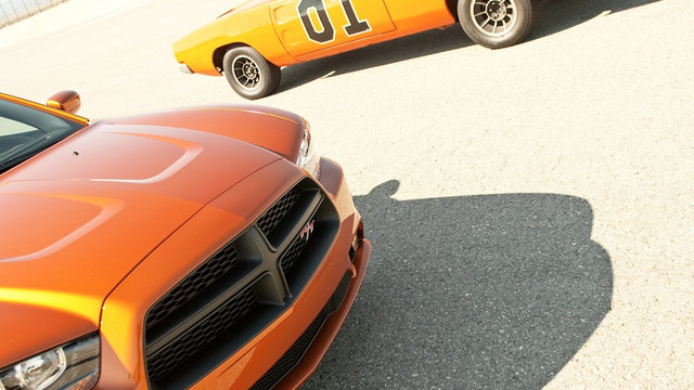 New Dodge Charger takes on last General Lee