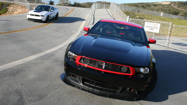 2012 Ford Mustang Boss 302: First Drive
