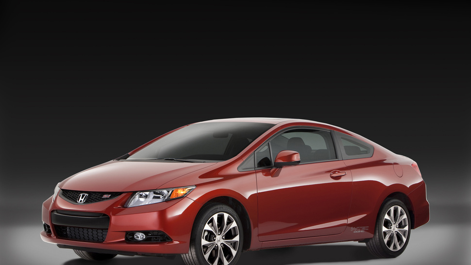 The new 2012 Honda Civic