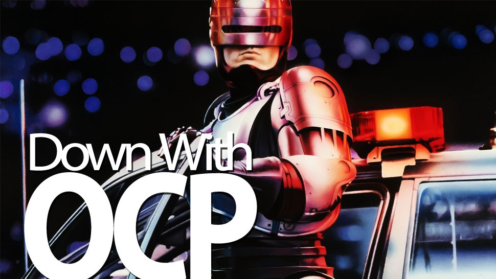 Detroit's getting a Robocop statue
