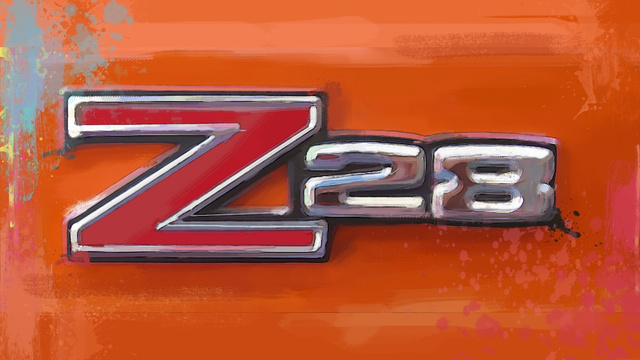 The Camaro Z28 is still coming