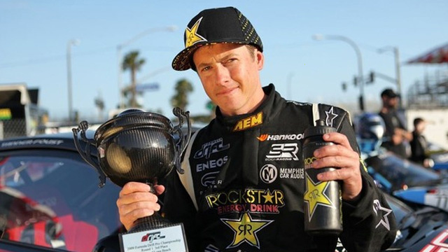 Tanner Foust quits Formula Drift, hints at Top Gear USA second season