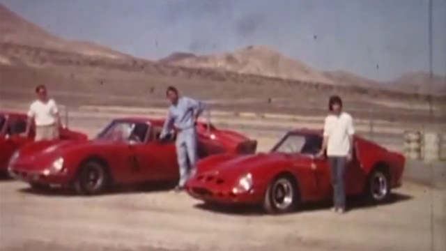 The Ferrari 250 GTO was the third car I ever owned