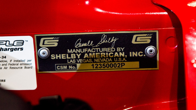2012 Shelby GT350: First Photos