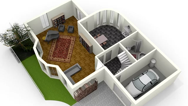 3d home map design - Home Map Design