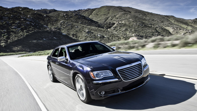 2011 Chrysler 300: First Drive
