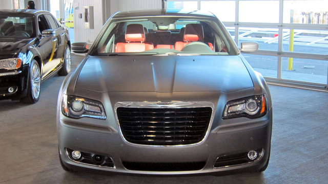"Chrysler Goes To The Matte With ""S"" Line"