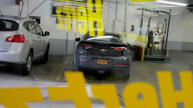 New York Isn't Ready For Electric Cars