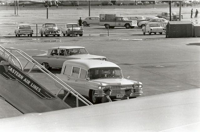 JFK Hearse Gallery