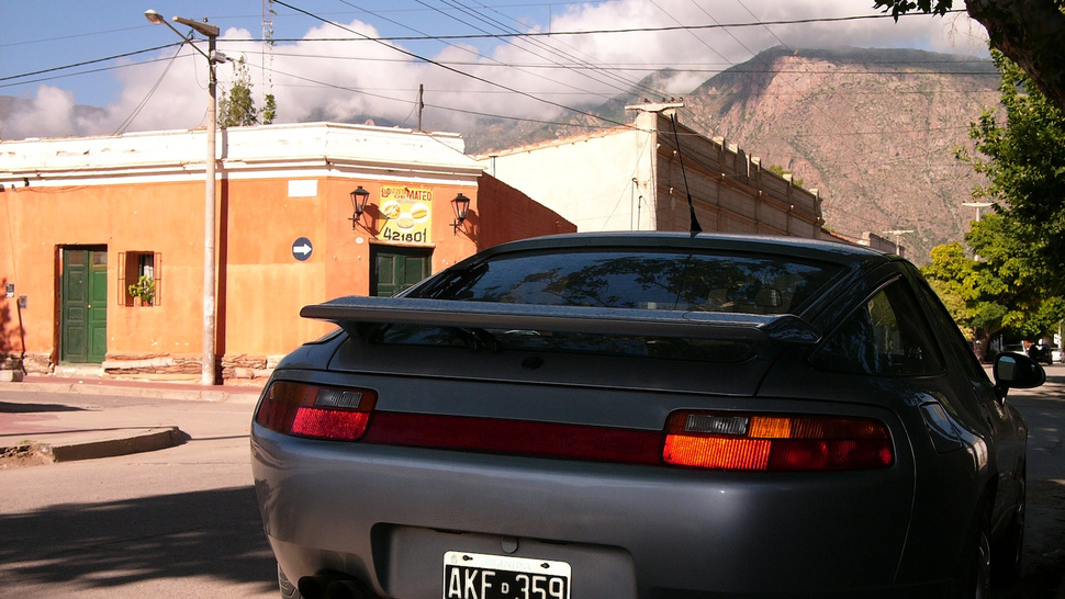 The Coolest Car in Argentina Is 900 Miles from Buenos Aires