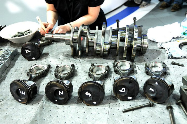 Here's What The Inside Of A Torture-Tested Engine Looks Like