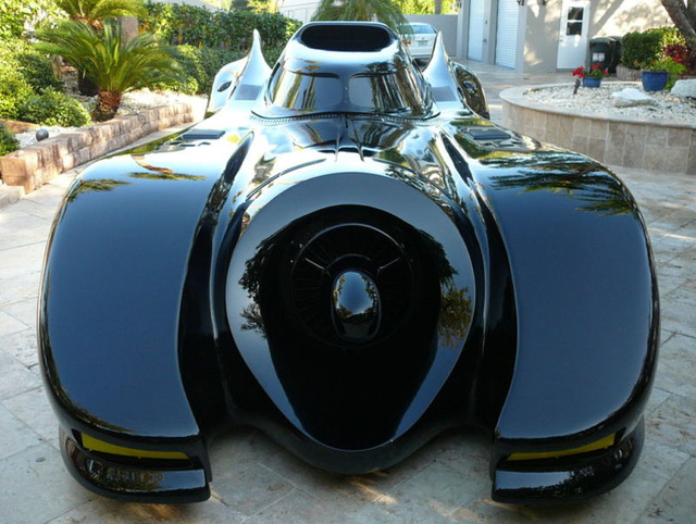 Batmobile Gallery
