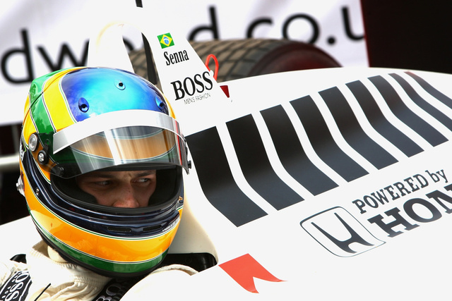 The Enigma Of Ayrton Senna's Nephew Bruno