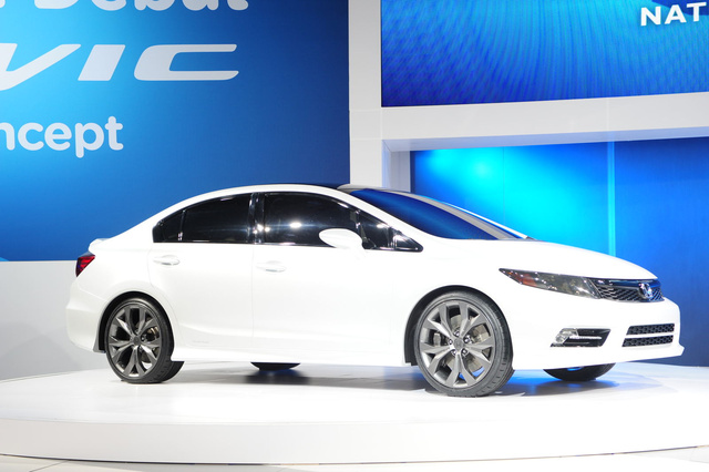 Honda Civic Concepts Gallery