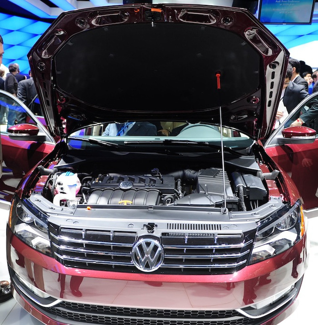 How Volkswagen Cut $7,000 From The 2012 Passat