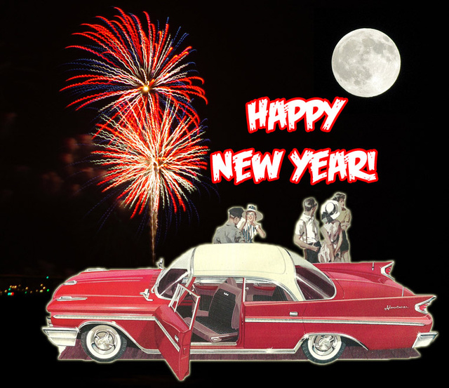 Happy New Year from Jalopnik!