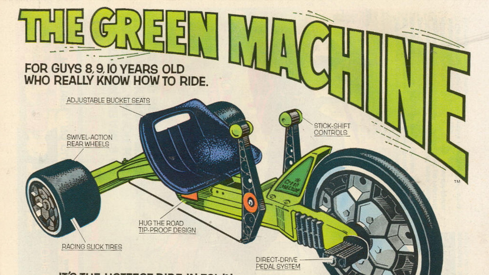 What's The Most Awesome Ride-On Vehicle?