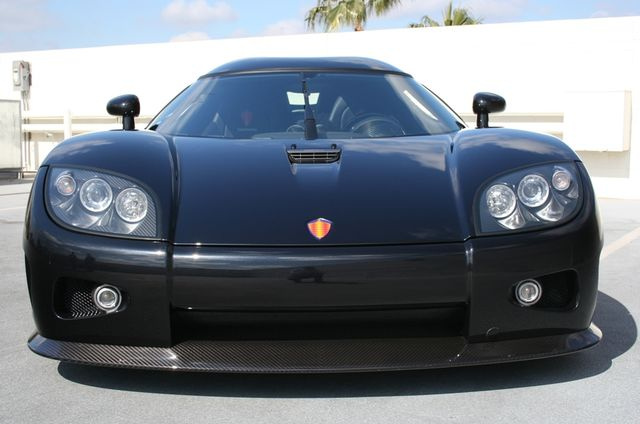 Koenigsegg on Ebay Gallery