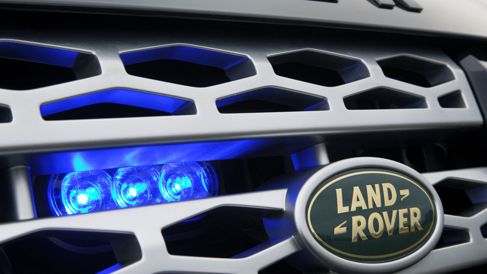 You'll Want To Get Shot At In This Land Rover