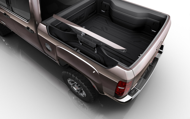 GMC Sierra All Terrain HD Concept: First Photos