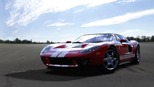 Forza Motorsport 4: First Screens