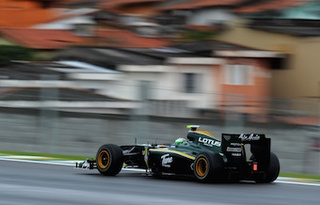Lotus Returns To Formula One Yet Again