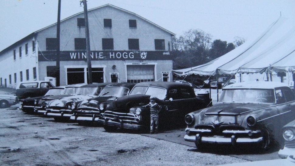 A Car Dealership Frozen in Time For 30 Years