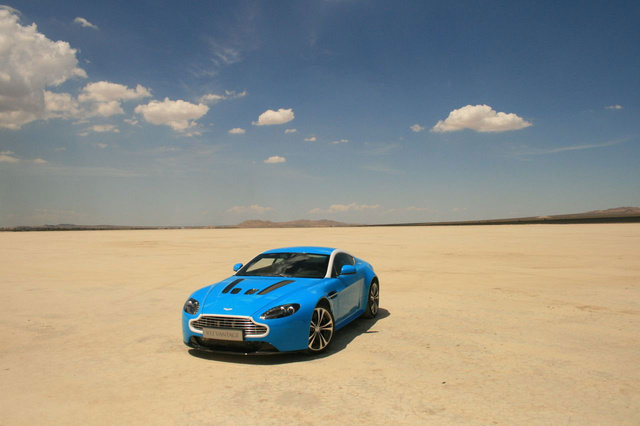 Top Gear USA: Aston Martin V12 Vantage