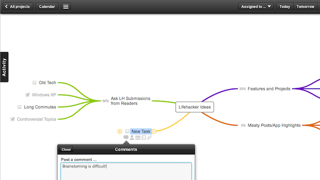 Subtask Is a Feature-Packed Mind Mapping Tool (and We've Got Invites)