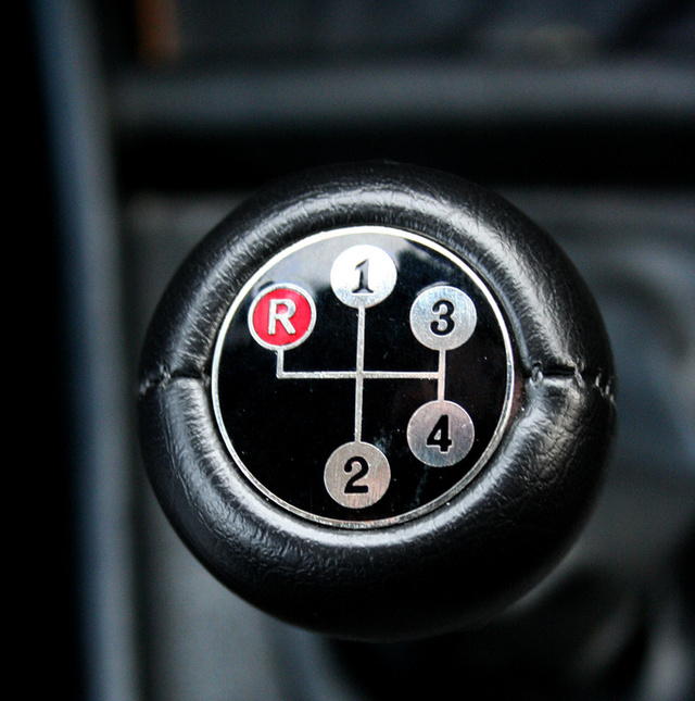 6.7% Of Vehicles Sold in U.S. Have Manual Transmissions