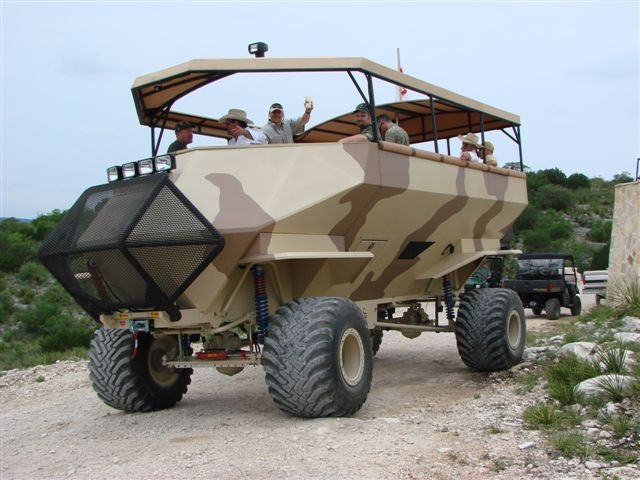 The Critter Gitter is Our New Ultimate Zombie-Hunting Vehicle