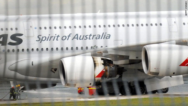The Qantas Airbus A380 Near-Disaster In Two Tweets