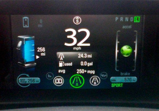 Chevrolet Volt: First Drive