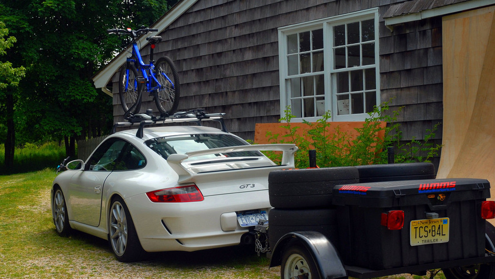 This 911 GT3 Makes Your U-Haul Redundant