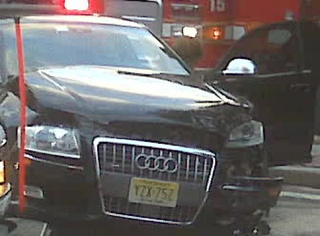 Tom Brady's Wrecked Car Was An Audi Loaner